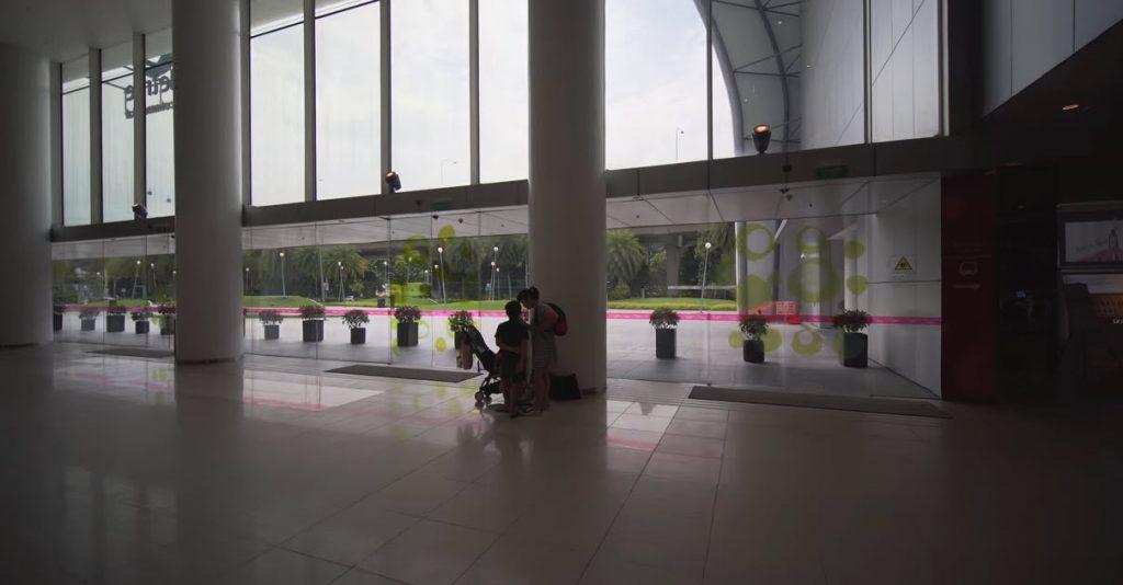 The Reef at Kings Dock Vivocity MRT Station